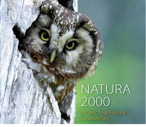 Natura 2000 représente 18% du territoire européen